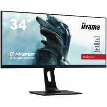 Monitor iiyama G-Master GB3461WQSU-B1 RED EAGLE IPS HDR 1ms 144Hz FreeSync Premium