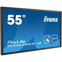 "Dotykový monitor iiyama ProLite TH5565MIS-B1AG 55"" LED 24/7, FULL HD, IPS"
