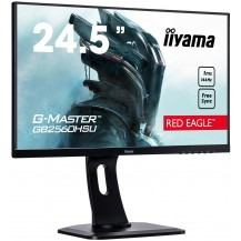 "Monitor Iiyama G-MASTER GB2560HSU-B1 25"" RED EAGLE 1ms 144Hz FreeSync"