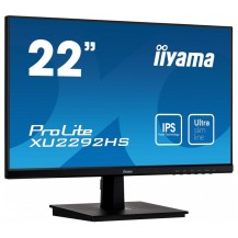 "Monitor iiyama ProLite XU2292HS-B1 22"" IPS FHD 75Hz FlickerFree"